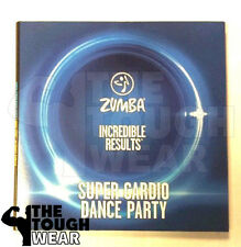 Zumba Incredible Results DVD Weight Loss System - SUPER CARDIO DANCE PARTY DVD