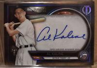 2020 Topps Tribute Al Kaline Auto Autograph Signature 150/150 ( Ebay 1/1  Tigers