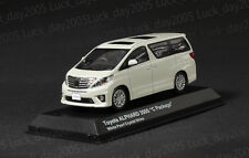 KYOSHO Toyota Alphard 350S C Package White Pearl Crystal Shine 1/43 Model