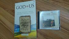 Don Moen (Leader Resource Set) CD Songbook Thank You God, God in Us SATB lot