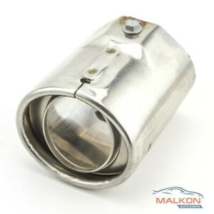 EXHAUST END TIP FOR SUBARU FORESTER IMPREZA WRX LIBERTY OUTBACK  44070AC010