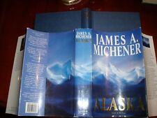 JAMES A MICHENER Alaska ~1stDJ GOLD OIL furs V/GOOD