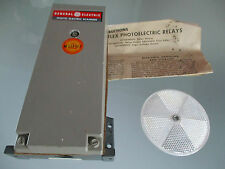 General Electric 3S7505PS511F6 Photoelectric (10 ft. retro) Switch & Reflector