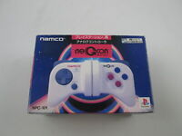 Negcon white with box Playstation Japan Ver PS