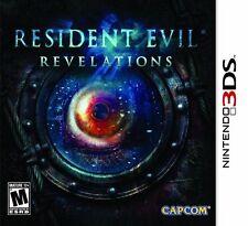 Resident Evil Revelations - Nintendo 3DS Game Only