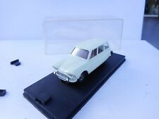 Diecast Verem Citroen Ami 6 1/43  Cream  Break Beig Good Condition Boxed Rare!!