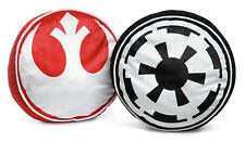 Star Wars Throw Pillow Set - Imperial & Rebel - IMPERIAL PILLOW & REBEL PILLOW