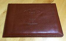 FRANCK MULLER Wallet Leather Master of Complications Folder CERTIFICATE HOLDER