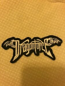 DRAGONFORCE Metal Band EMBROIDERED PATCH for JACKET / JEANS / BAG