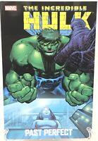 Incredible Hulk Past Perfect Paul Jenkins Marvel Comics Trade Paperback TPB New