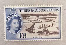 Turks And Caicos Islands Sg 247 U/M Cat £20
