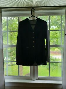 Pikeur Black Dressage Jacket