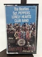 The Beatles Sgt. Peppers Lonely Hearts Club Band Cassette Vintage 4XT 2653