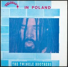 THE TWINKLE BROTHERS - Twinkle In Poland - 1988 UK LP