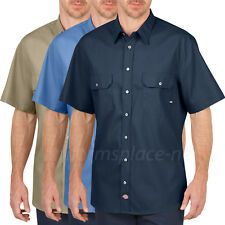 Men's work Shirts Dickies Performance Mobility Short Sleeve Shirt LS506