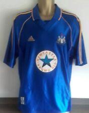 Newcastle United 1998/99 Adidas Football Shirt Away #25