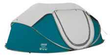 Coleman Blau Galiano 4 Mann Fastpitch Pop Up Zelt