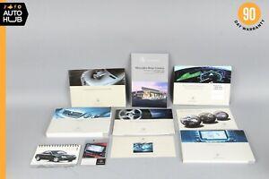 2005 Mercedes-Benz W215 CL500 Owner's Manual Book Set OEM