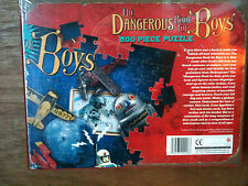 Dangerous Book for Boys jigsaw 500 piece puzzle NEW for age 8+