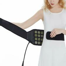 UTK Infrared Jade Back Heating Pad Wrap Cramps Pain Relief Waist Belt