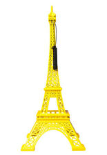 Eiffel Tower Paris Metal Modell 12 3/16in, Limited Certificate, Limoncello