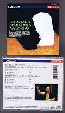 MOZART CD SYMPHONY 25 & 40 / EMMANUEL KRIVINE/ THE PHILHARMONIA ORCHESTRA(JAPAN)