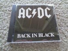 AC/DC Black in Black CD music