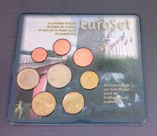 ***COFFRET  EURO LUXEMBOURG  -  2002  B.U  NEUF***
