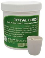 New! Total Purge® Kit  Carbon-Free Furnace / Porcelain Oven Decontaminator Denta