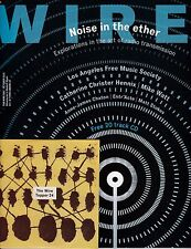 "THE WIRE NUMBER 320 OCTOBER 2010 MIKE WATT ""ADVENTURES IN MODERN MUSIC"" PLUS CD"
