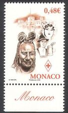 MONACO 2006 Croce Rossa/salute/benessere/medico/PEOPLE 1v (n39610)