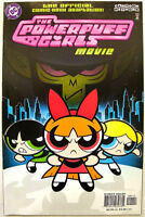 2002 POWERPUFF GIRLS Comic ~ THE MOVIE Special ~ Cartoon Network