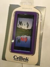 Nokia N9-00 Silicon Case in Purple SCC4516PU. Brand New in the Original package.