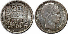 20 FRANCS TURIN 1929 SUP++