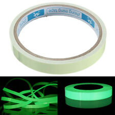 12mm Width Self-adhesive Luminous Tape Strip Glow In The Dark Green Home Decor