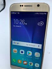 Samsung Galaxy S6 SM-G920V - 32 GB - Gold (Verizon) Smartphone