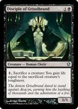DISCIPLE OF GRISELBRAND Commander 2013 MTG Black Creature — Human Cleric Unc