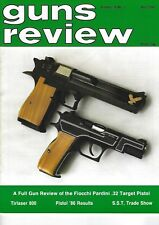 GUNS REVIEW - THREE ISSUES FROM 1986 (7 - 9)