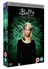 Buffy The Vampire Slayer - Series 3 - Complete (DVD, 2006) Sarah Michelle Gellar