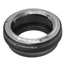 FOTGA Konica AR Objektiv Lens Adapter für Sony Alpha A7 Nex 7 6 5 5N 3 3N 3VG10E