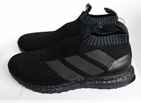 Adidas Ace 16+ Purecontrol Ultra Boost Triple Black BY9088 UK 5 7 8 9 10 New