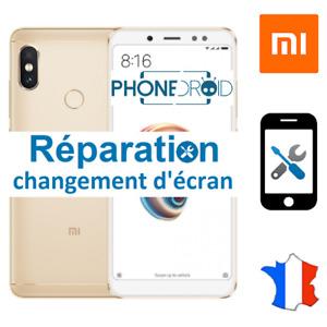 Changement écran Redmi Note 5 Blanc, Réparation en France
