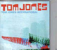 Tom Jones- tom Jones International Promo cd single