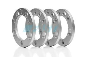 "Wheel Spacers 1/2"" Thick Fits 6 Lug Chevy and GMC Trucks 4 Pieces"