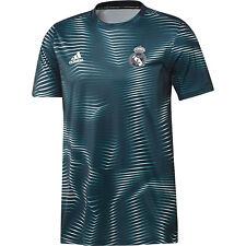 Real Madrid Trikot Prematch Shirt Größe M von Adidas ehem.UVP 59,95 Euro