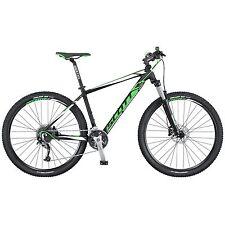 SCOTT BICI 2016 ASPECT 740 BLACK/GREEN/WHITE TAGLIA L