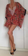 M&S Sleep Short Gown / Robe / Kimono Lingerie size 16