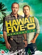 Hawaii Five 0 Seasons 1 9 DVD