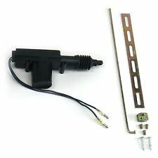 New Actuator Motor 2 Wire With Hardware 12V Universal Heavy Duty Power Door Lock