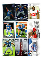 13 ct lot mixed 2010 Ndamukong Suh Rookie Cards! RAMS DT!! All Different RC LOT!